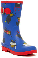 Joules Printed Welly Rainboot Welly (Little Kid & Big Kid)