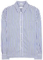 Robert Friedman Clelias Linen, Cotton And Silk Shirt
