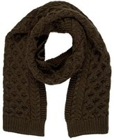 Calvin Klein Collection Cable Knit Scarf