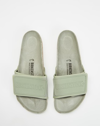Birkenstock Green Sandals - Tema - Unisex - Size 36 at The Iconic