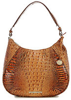 Brahmin Toasted Almond Collection Amira Hobo Bag