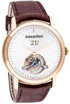 Audemars Piguet Jules Tourbillon Grande Date Watch