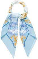 Hermes Cosmos Cashmere Silk Shawl