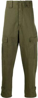 Isabel Marant cargo tapered trousers