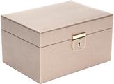 Wolf Palermo Small Jewelry Box, Pewter