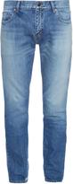 Saint Laurent Slim-fit straight-leg jeans