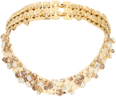Lanvin Chain Lumiere crystal-embellished necklace