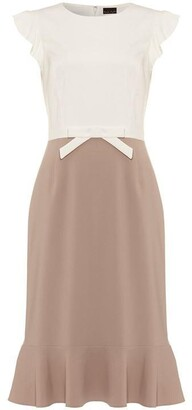 Phase Eight Stella Bow Detail Dress