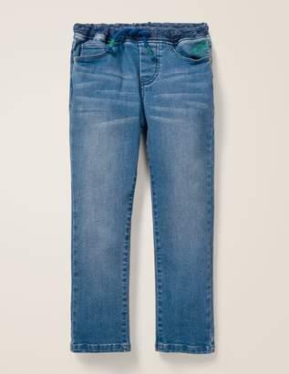 Boden Denim Pull-On Pants