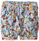 Ralph Lauren Viscose Crepe Floral Shorts Girl's Shorts