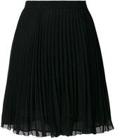 Moschino pleated skirt