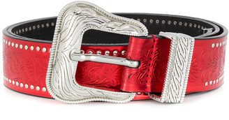 HTC Los Angeles Joana buckled belt