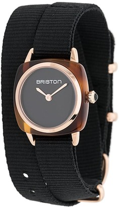 Briston Clubmaster wrap watch