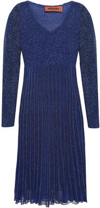 Missoni Ribbed Metallic Knitted Dress