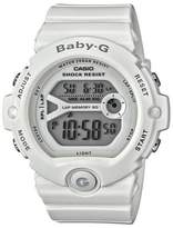 Baby-G Casio Ladies' White Shock Resistant Watch