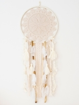 Oliver Gal Large Handmade Boho Feather Dreamcatcher Wall Hanging