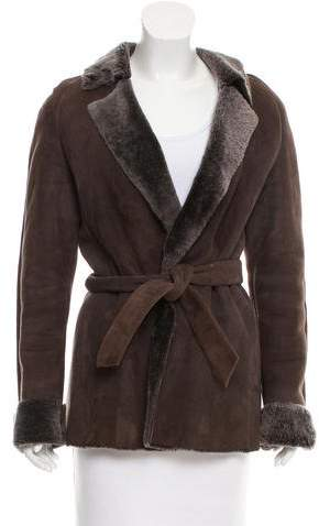 Joseph Textured Double-Breasted Jacket