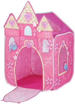 Chad Valley Pop Up Princess Castle Play Tent