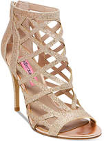 Betsey Johnson Juliette Strappy Sandals