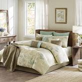 JCPenney Madison Park Eden 12-pc. Jacquard Comforter Set
