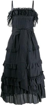 Temperley London Donna strappy dress