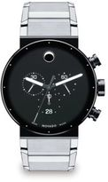 Movado Sapphire Synergy Chronograph Watch