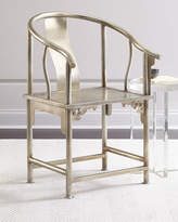 Jamie Young Karaze Metal Accent Chair