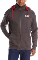 Caterpillar Men's Stand-Out Full Zip Sweatshirt