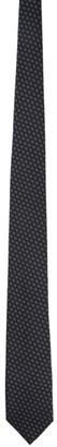 Ermenegildo Zegna Grey Silk Tie