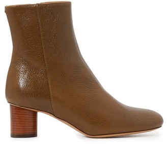 Jerome Dreyfuss Patricia ankle boots with creased effect