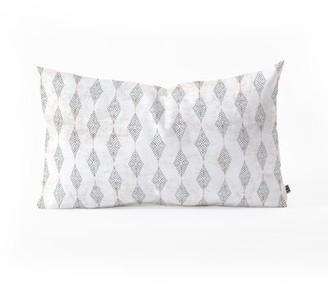 East Urban Home Holli Zollinger Boho Diamond Lumbar Pillow