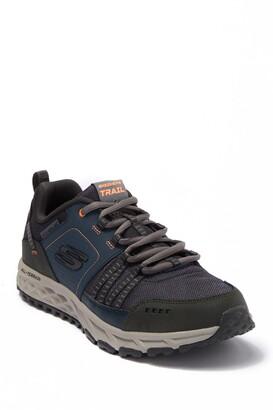 Skechers Escape Plan 2.0 Mueldor Leather Trail Shoes