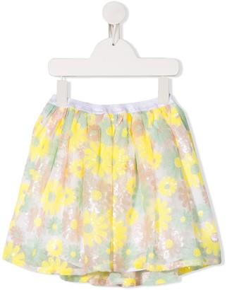 Billieblush Floral Print Skirt