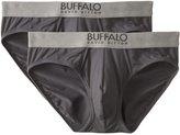 Buffalo David Bitton Men's 2-Pack Microfiber Stretch Brief