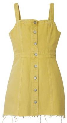 Boyish The Kennedy Dress In Honey Pot - XS