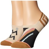 Stance Aquarius Super Invisible Women's Crew Cut Socks Shoes