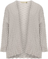 Isolde Roth Plus Size Textured cardigan