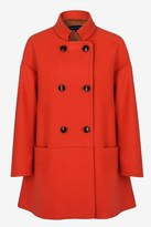 French Connection Glorious Wool Oversized Coat