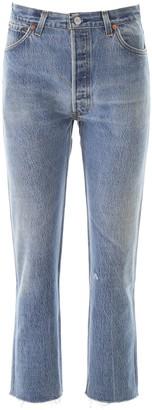 RE/DONE Boyfriend Denim Jeans
