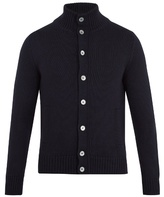 Zanone Button-through Wool Cardigan