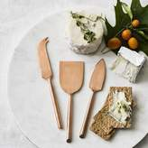Williams-Sonoma Williams Sonoma Copper Cheese Knives, Set of 3