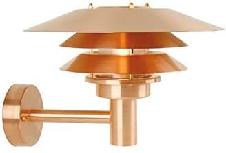 Nordlux Veno Copper Wall Light