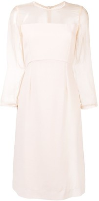 Goat Flavia shift dress