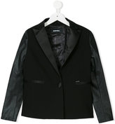 Diesel single breasted blazer