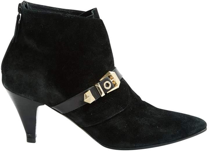 4228440922d2c Sandro Ankle Boots - ShopStyle