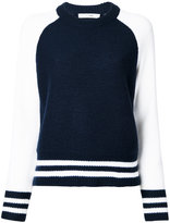 Rag & Bone Jean - contrast jumper - women - Wool - S