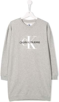 Calvin Klein Kids casual sweatshirt dress
