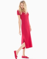 Soma Intimates Long Sleepshirt Ruby