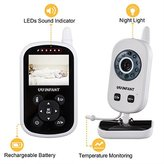 UU Infant Video Baby Monitor with Digital Camera Wireless UU24