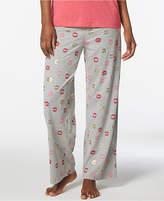 Hue Shut Up and Kiss Printed Pajama Pants